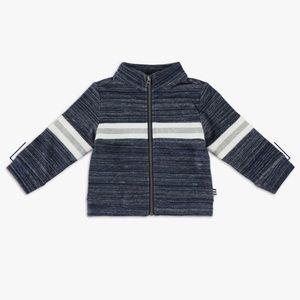 NWT Splendid Zip Sweatshirt 12-18 Months